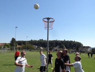 Korbball: Schlussrunde 1. Liga in Buchsi