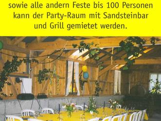 Anmeldung Turnfahrt Heimiswil am 5. Mai