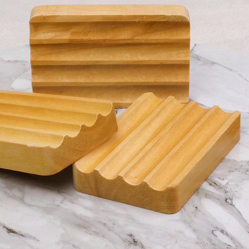 Henu Wood Soap Dish