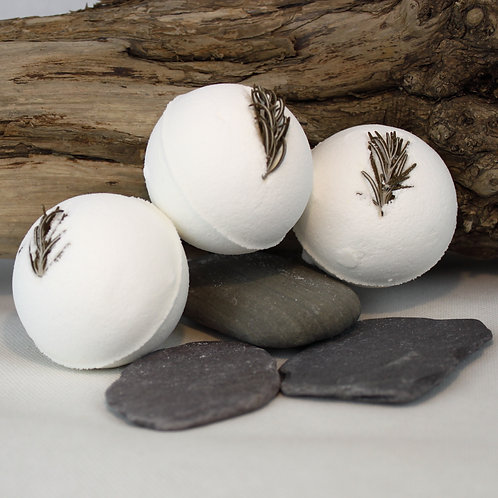 Citrus and Herb Bath Bombs (pack of 3)