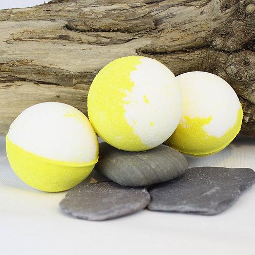 Lemon Meringue Bath Bombs (pack of 3)