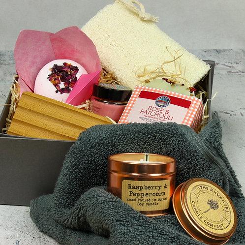 Candle Lit Soak Gift Box