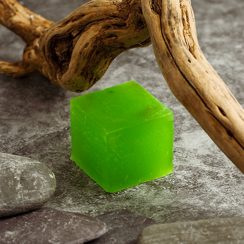 Tea Tree, Lime and Spearmint Shampoo Bar