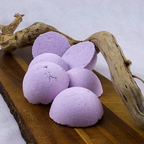 Lavender & Patchouli Shower Steamers x 6