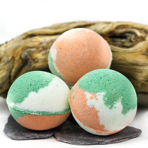 Winter Wonderland Bath Bombs (pack of 3)