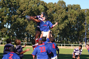 Northcliff High 1st Team Rugby Tour