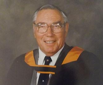 Northcliff High's 1st Headmaster