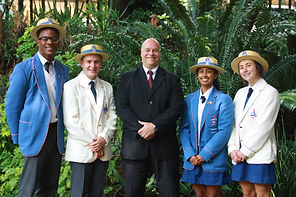 Northcliff High Councillors 2017