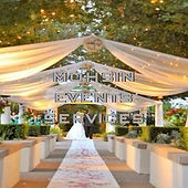 Festoon Lights Rental by Mohsin Events Services
