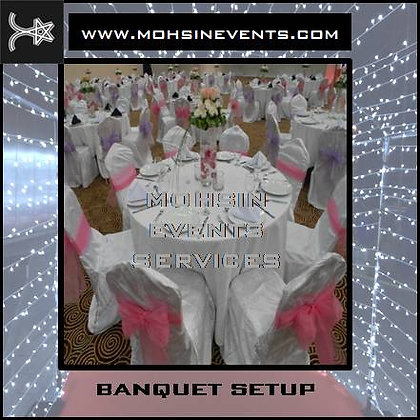 Banquet Furniture Package