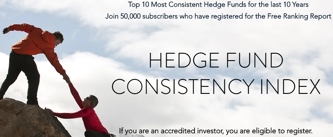 Top 100 Most Consistent Hedge Funds | Hedge Fund Consistency