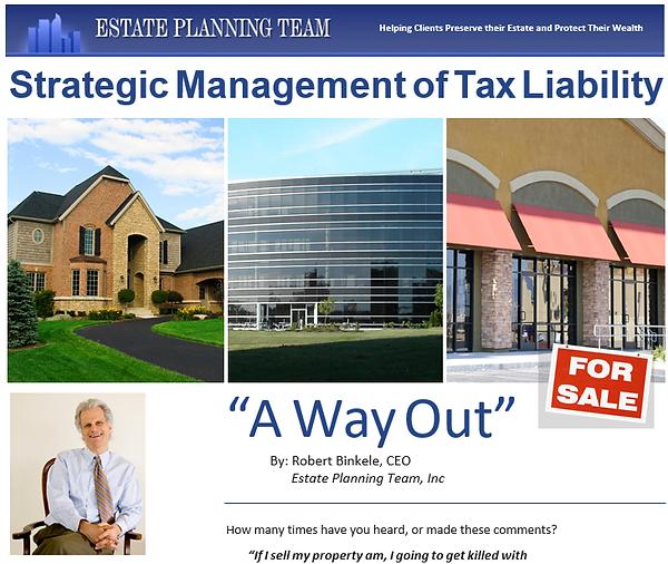 Estate Planning Team Logo and strategic