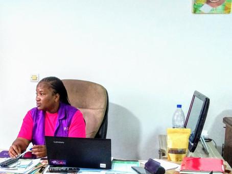 [GENRE ET FONCIER 2/3] Entretien avec Fanny Doumbia Assata, Présidente de la coopérative ECAM en Côt