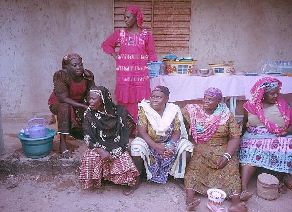 Les femmes leaders de la Fédération NUNUNA