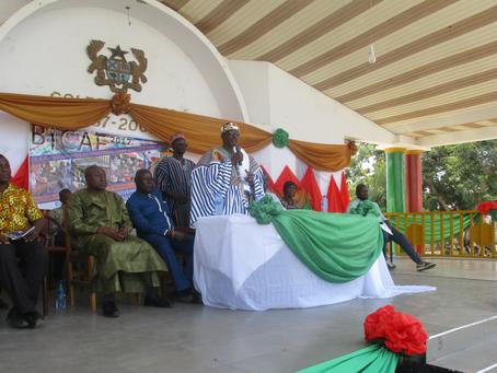 Ghana : Retours sur la foire artisanale BICAF de Bolgatanga