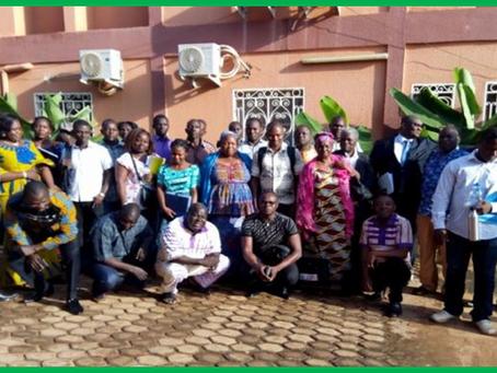 La plateforme de commerce équitable du Burkina Faso forme ses membres sur l'adaptation au changement