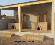 [LUTTE CONTRE LA DEFORESTATION & EFFICACITE ENERGETIQUE] : ULPKS Yiriwasso se dote de 6 foyers a
