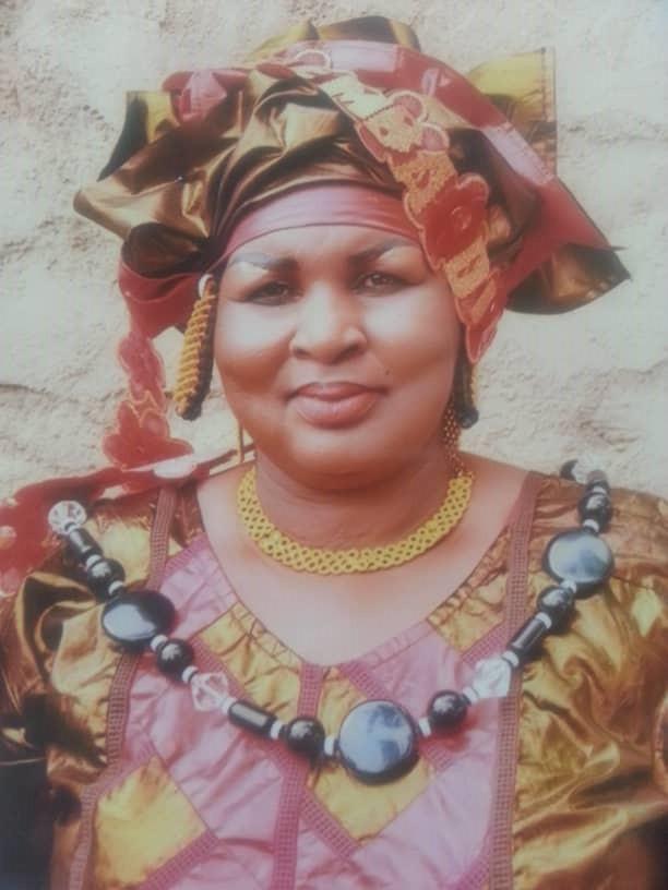 Mme  Minata  SAMAKE Présidente de l'ULPKS-Yiriwasso, conseillère municipale