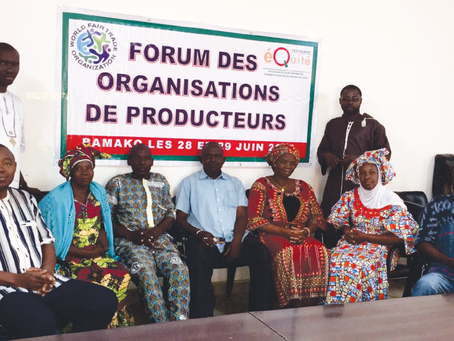 Le label de commerce équitable World Fair Trade Organizations (WFTO) à la rencontre des producteur.r