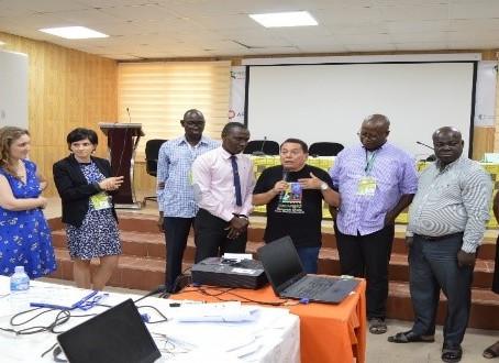 1ERE RENCONTRE OUEST-AFRICAINE  DES PLATEFORMES NATIONALES DE COMMERCE ÉQUITABLE