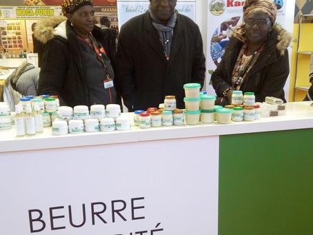 Salon de l'Agriculture de Paris : 2 coopératives de karité équitable sur le stand Mali