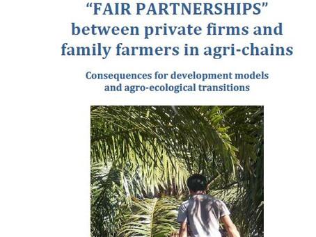"""Séminaire """"Fair Partnerships"""" du CIRAD : La success story COOPAKE-ETHIQUABLE"""
