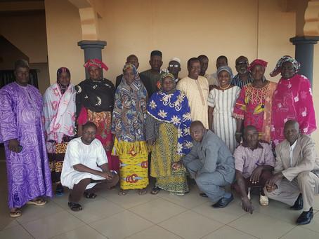 Création du collège « commerce équitable » de l'AOPP Mali: interview d'Adama Traoré N'Tyo, chargé de