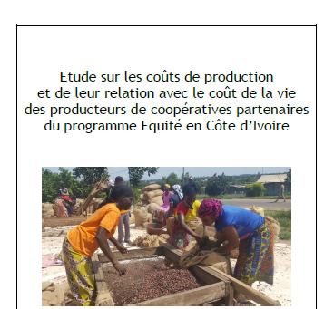 [RESSOURCE] Filière cacao en Côte d'Ivoire : une étude sur les coûts de production et le coût de