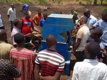 Un compostage plus efficace pour la coopérative TON