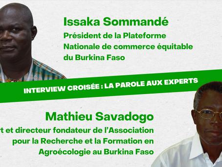 Récolter les fruits de l'agroécologie : parole à deux experts ouest-africains