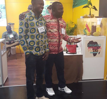 La coopérative ghanéenne de cacao équitable et biologique, ABOCFA, diversifie ses débouchés