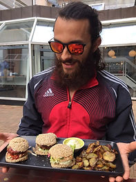 vegan burgers transformation story
