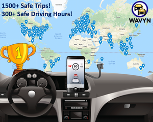 Wavyn first 1500 safe trips