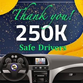 250K+ Safe Drivers