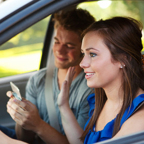 Protecting your Teen Driver with Their Own Smart Phones. Embracing Tech
