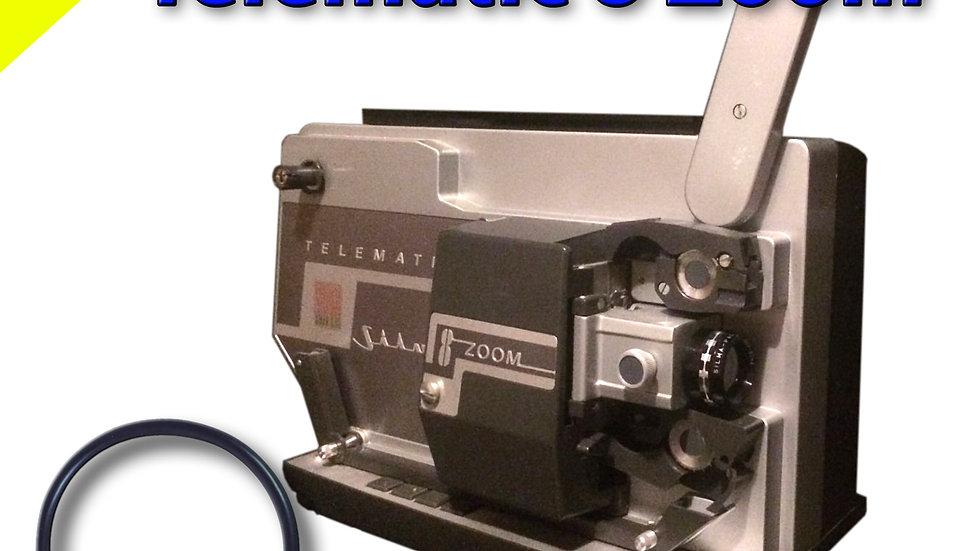 Silma Telematic 8 Zoom Motor Belt
