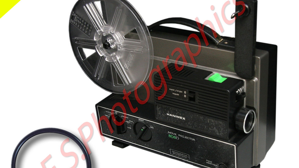 Hanimex 808D Motor Belt