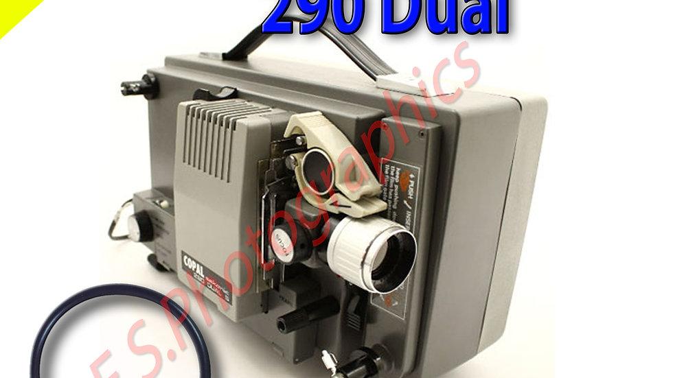 Copal Sekonic 290 Dual HL Motor Belt