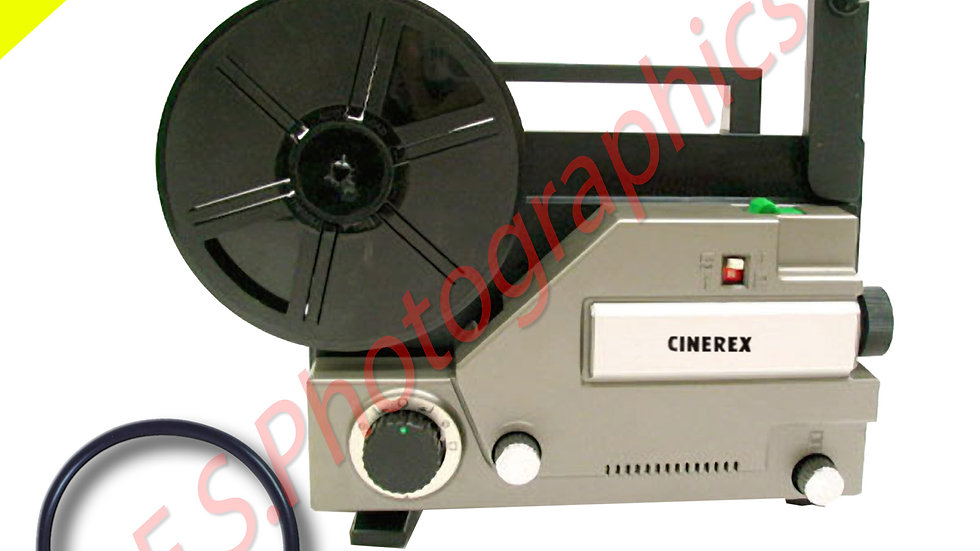 Cinerex 727 Motor Belt