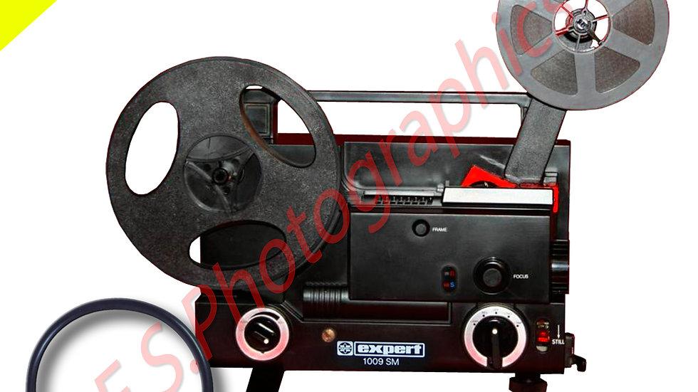 Expert 1009 SM Motor Belt