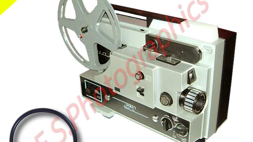 Imac 300 Duo Motor Belt