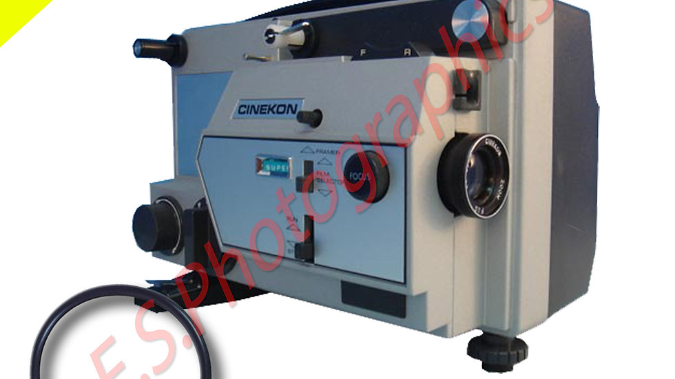 Cinekon Inst Duo S80 Motor Belt