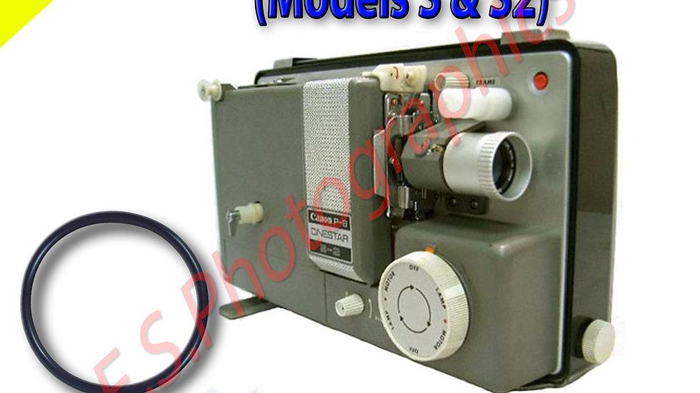 Canon P-8 Cinestar S/S2 Motor Belt