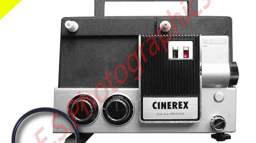 Cinerex 934 Motor Belt