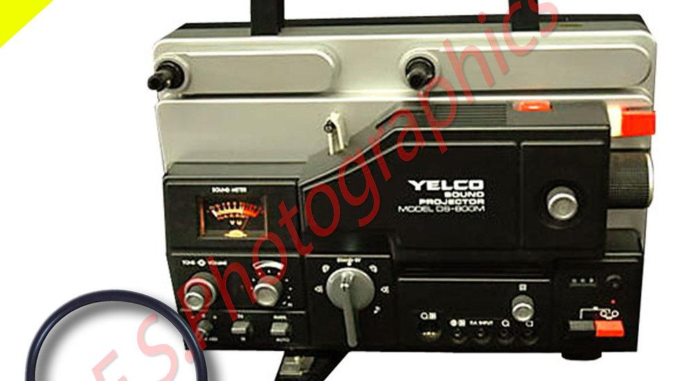 Yelco DS-800 M Motor Belt