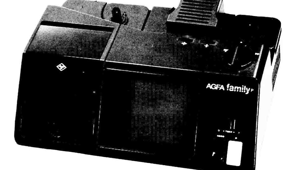Agfa Family Test Report
