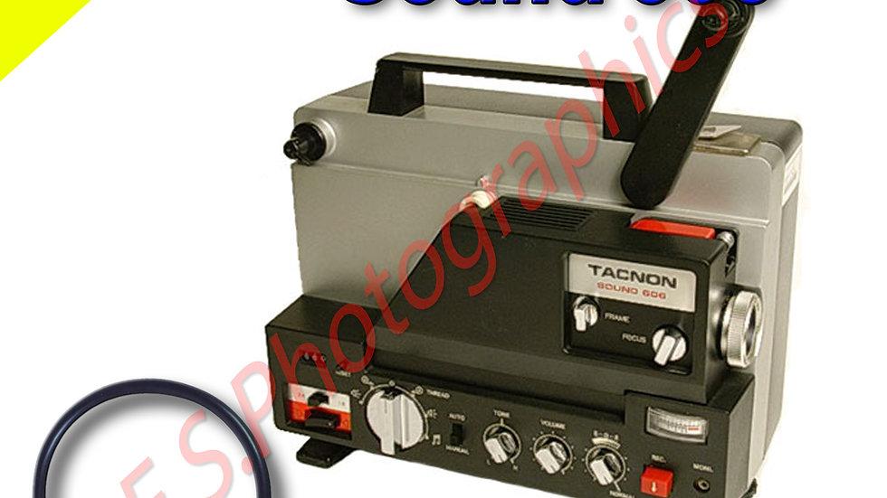 Tacnon Sound 606 Motor Belt
