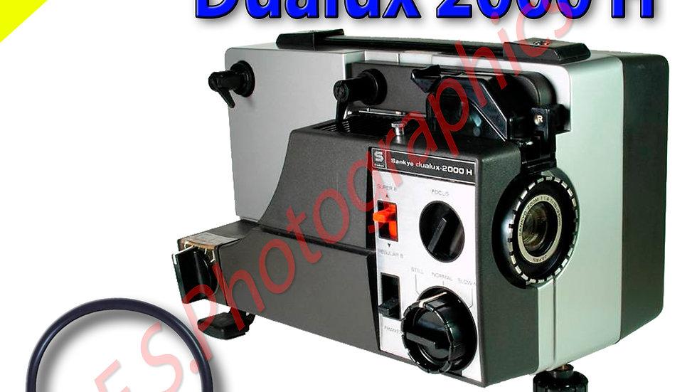Sankyo Dualux 2000 H Motor Belt