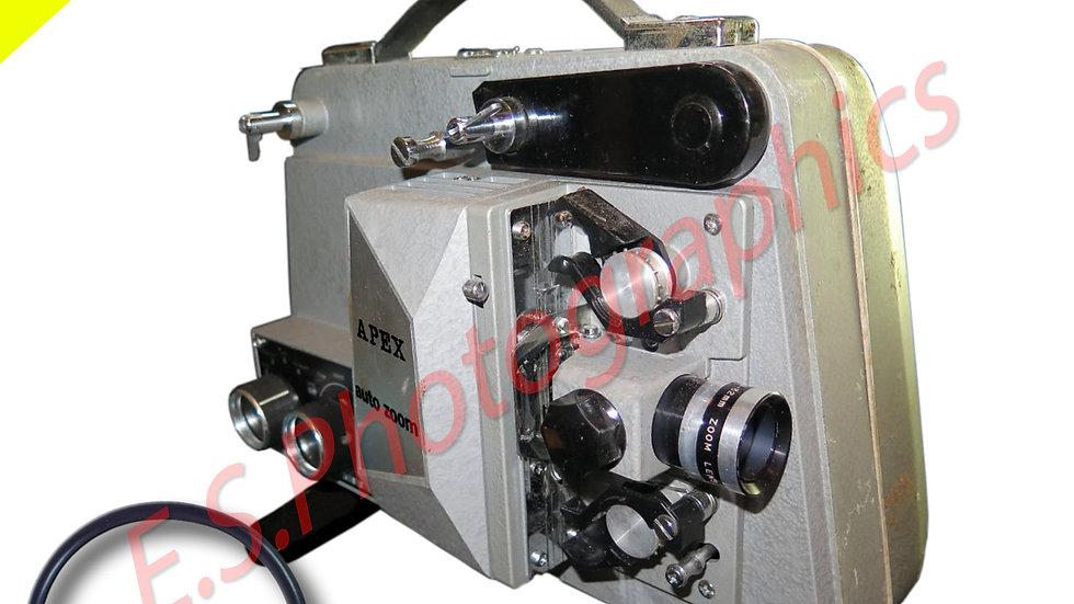 Apex Auto Zoom Motor Belt