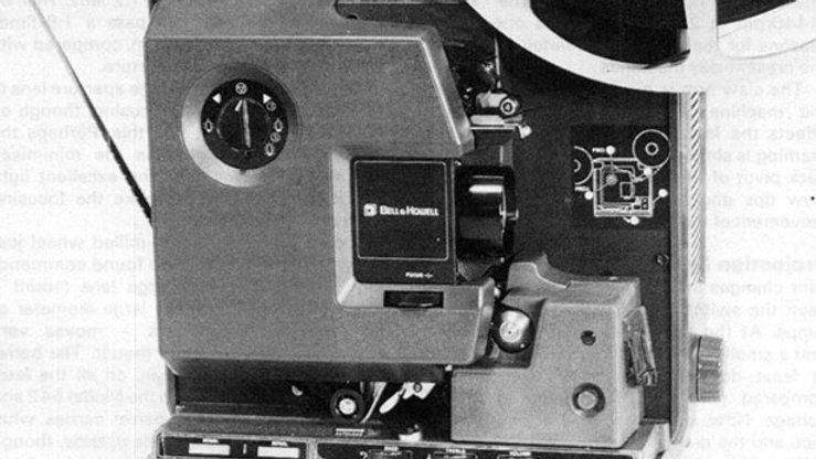 Bell & Howell 2592 Test Report